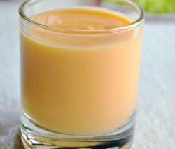 HaitianCooking.com Papaya Juice Milkshake