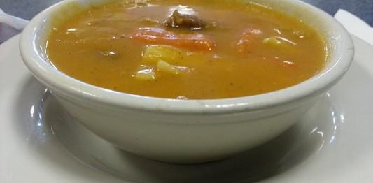 soup joumou HaitianCooking.com