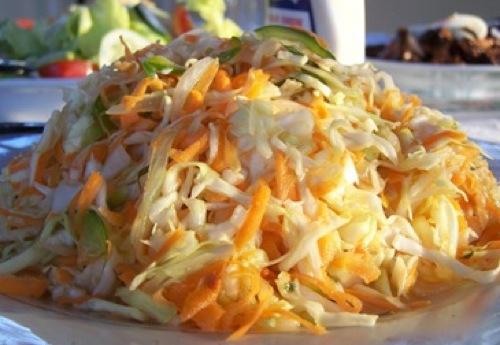 Pickled Slaw Pikliz