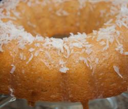 Haitian Cake