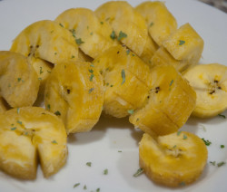 Boiled Plantains from HaitianCooking.com