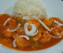 Haitian Shrimp from HaitianCooking.com