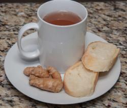 Haitian Ginger tea